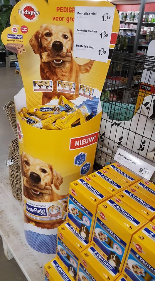 Dierenwinkel Prinsenbeek heeft alles voor uw hond, kat, vogel of knaagdier.