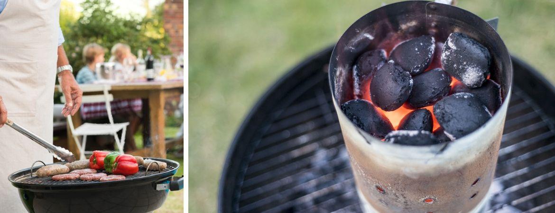 Houtskool barbecues van diverse merken koopt u bij GroenRijk Schalk Prinsenbeek, nabij Breda