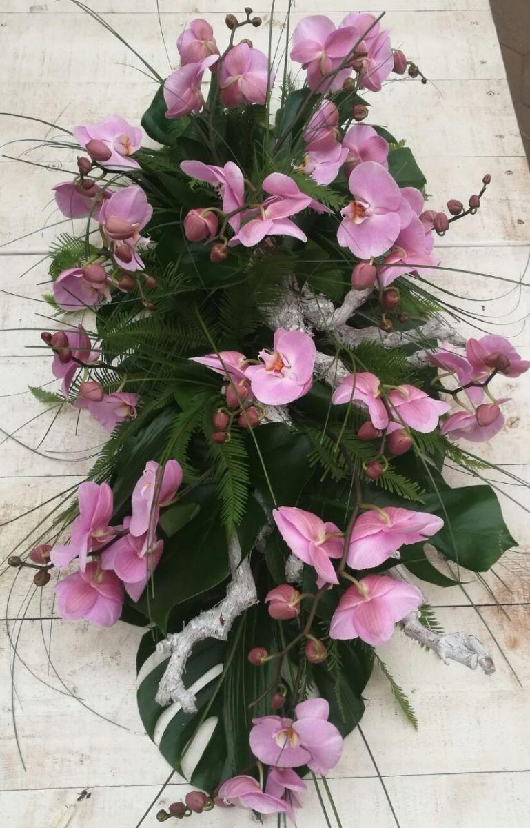 Rouwarrangementen rouwstuk van onze bloemist nabij breda for Bloemist breda